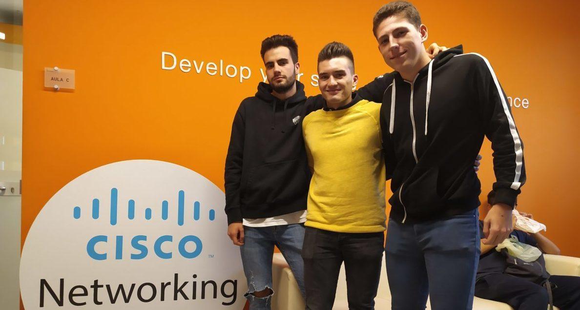 Laboratori Cisco NetAcademy